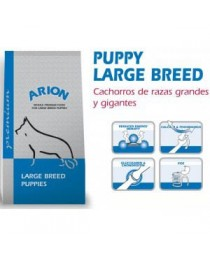 Arion Puppy Large Bred 15 kg.