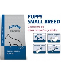 Arion Premium Puppy Small Bred 3 kg.