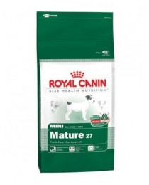 Mini Mature +8 all dogs 1-10 kg (2kg.)