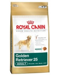 GOLDEN RETRIEVER 25 Adult 12 kg.