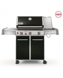 Barbacoa Genesis E-330 GBS black gas natural