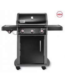 Barbacoa Spirit Original E-320 GBS black - Natural gas