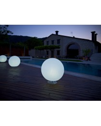 SFERA CON PIEDISTALLO LIGHT