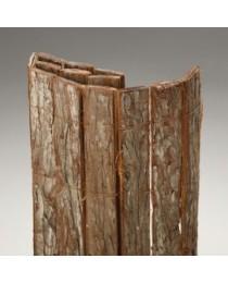 Valla de corteza de pino gardennova - Corteza de pino ...